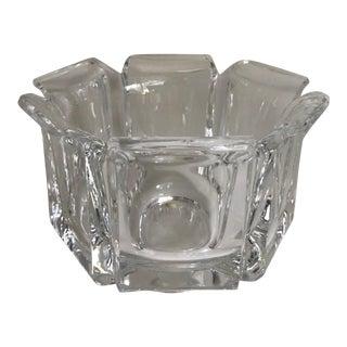 Vintage Lucite Grainware Small Bowl Cachepot For Sale
