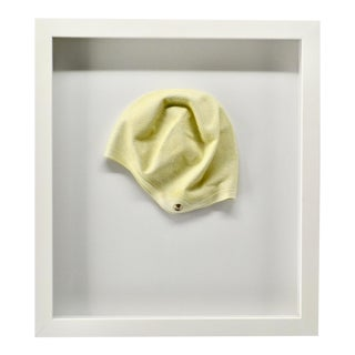 1970s Vintage Swim Cap, Framed For Sale