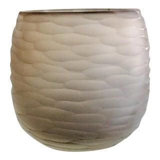 Armani Casa Venini Murano Vase For Sale