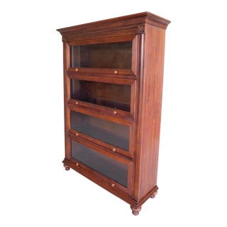 Ethan Allen British Classics Barrister Bookcase 29-9446 For Sale