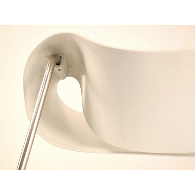 1960s Vintage Cesare Leonardi/Franca Stagi Ribbon Chair For Sale In Los Angeles - Image 6 of 9