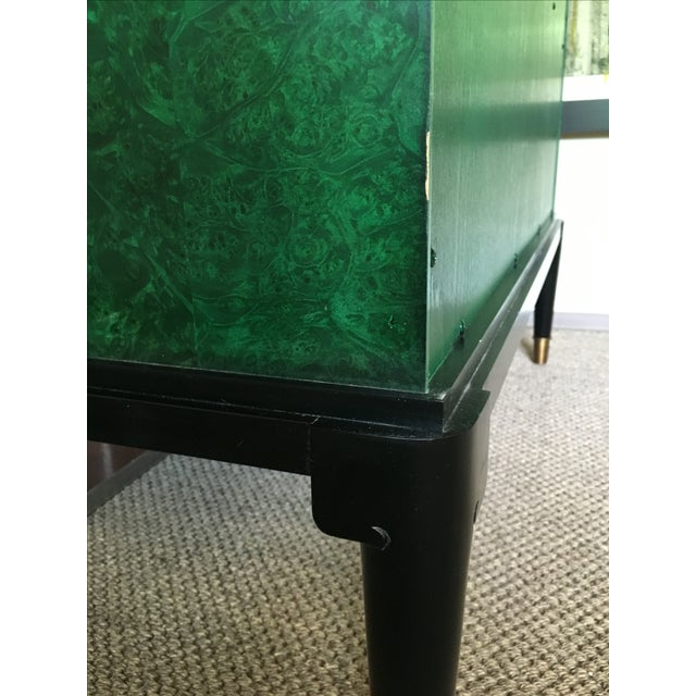 Century Furniture Malachite Consul Chest - Image 7 of 8