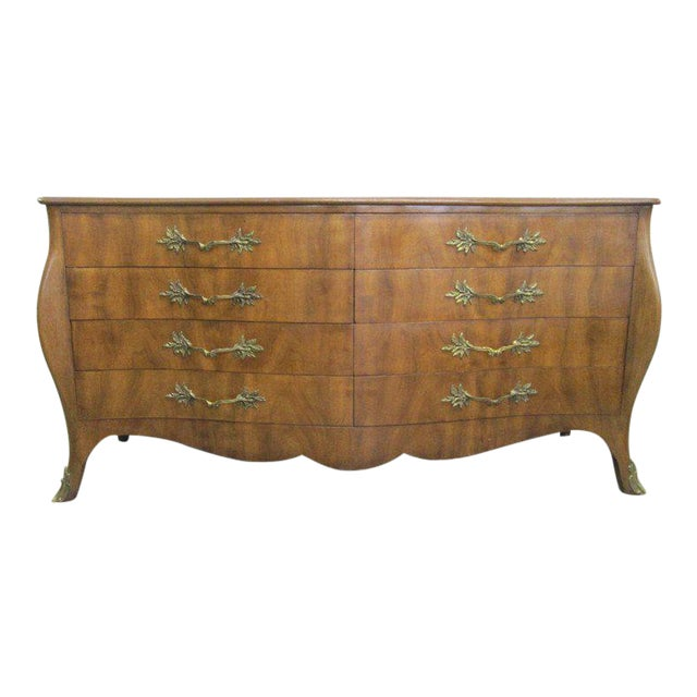 French Style Marble-Top Dresser For Sale