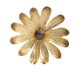 """Michael Aram for Waterford """"Daisy Flower"""" Enameled Aluminum Bowl For Sale"""
