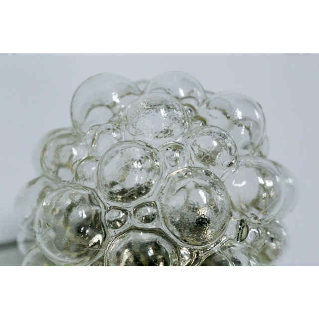 2010s Glass Bubbles Table Lamp For Sale - Image 5 of 14