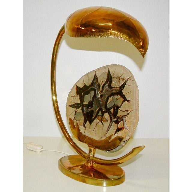 Contemporary Henri Fernandez Table Lamp For Sale - Image 3 of 10