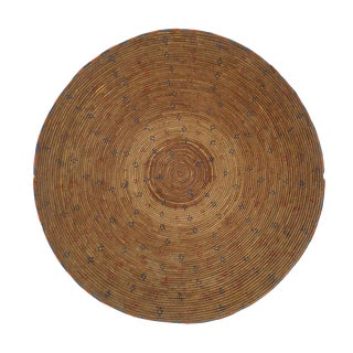 Nigerian Hassau Basket Cover For Sale