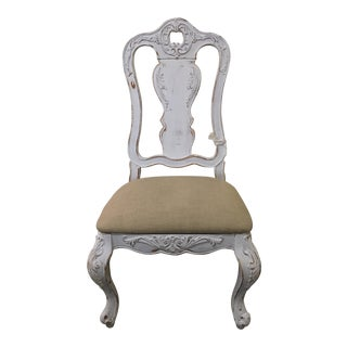 Traditional Dining Chairs - Set of 4 For Sale