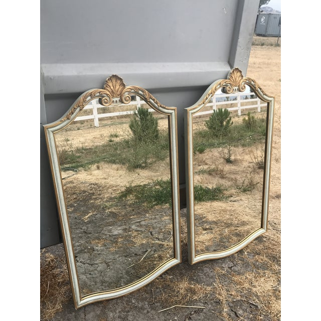 John Widdicomb Antique Mirrors - A Pair - Image 2 of 11