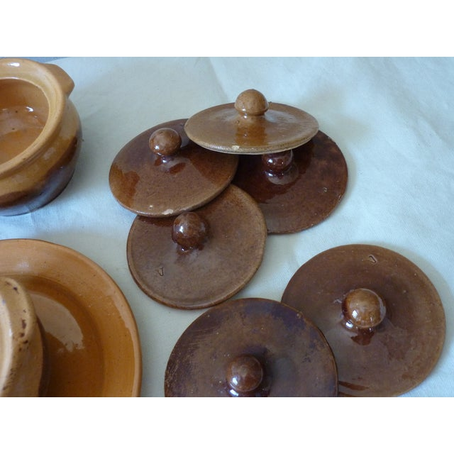 French Onion Soup Bowls - 18 Pieces For Sale - Image 5 of 6