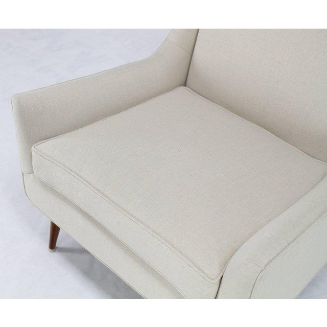 Mid 20th Century McCobb High Dowel Leg Lounge Chair For Sale - Image 5 of 10