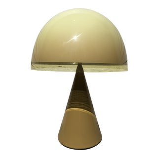 """Baobab"" Mushroom Table Lamp by iGuzzini 1970's For Sale"