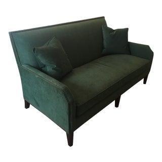 Modern Mr. And Mrs. Howard for Sherrill Parker Sofa For Sale