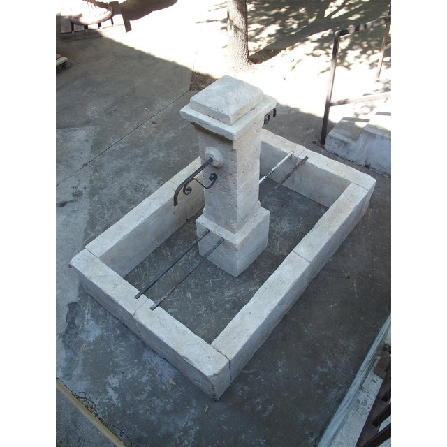 This rectangular shaped center fountain provides a nice alternative to the classic octagonal center fountain. It is from...