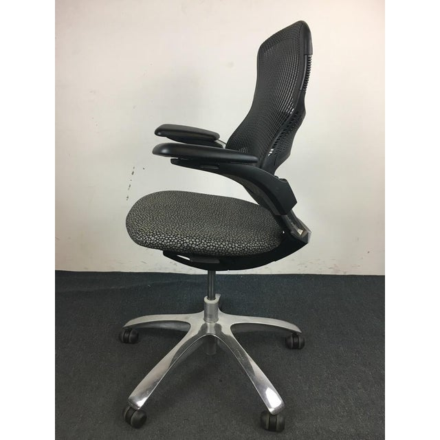 Knoll 'Generation' Metal & Plastic Office Chair - Image 5 of 8