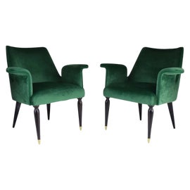 Image of Chair and Ottoman Sets