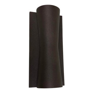Deep Brown Clessidra Outdoor Wall Sconce by Flos For Sale