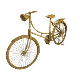 Wicker Bike For Sale