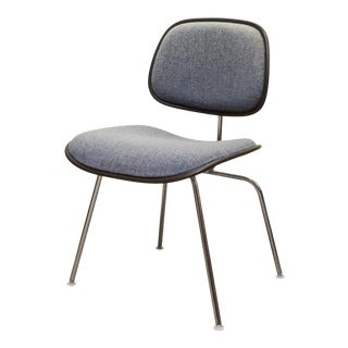 Eames for Herman Miller Ec-127 Dcm Padded Chair C.1970-1988 For Sale