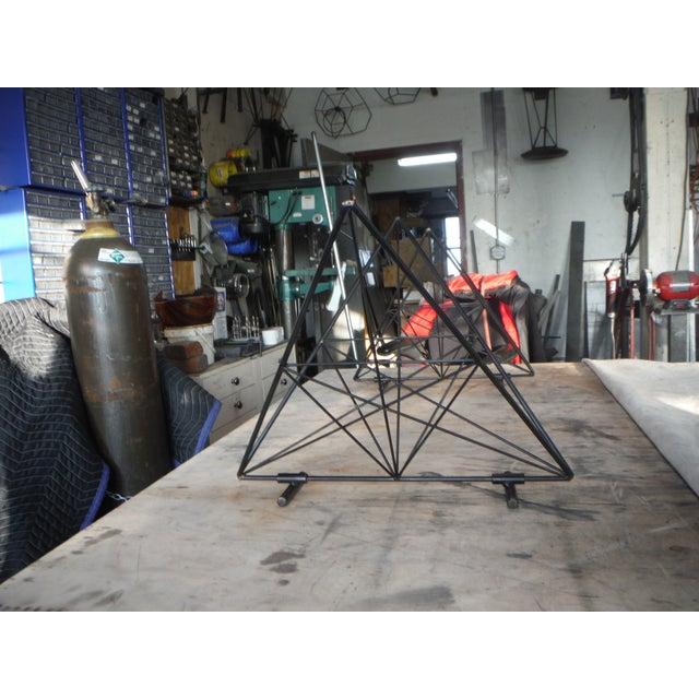 Industrial Magazine Stand For Sale - Image 4 of 5