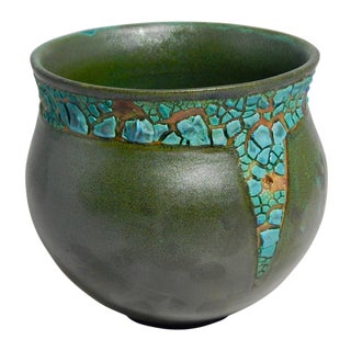 Mulford Ceramic Vessel by Andrew Wilder For Sale
