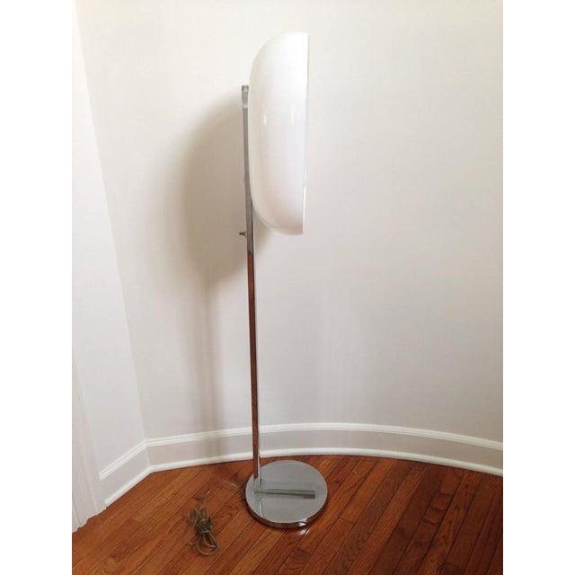 Chrome Floor Lamp - Image 5 of 10