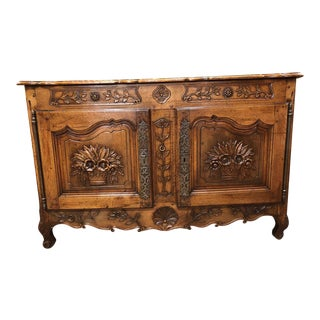 Antique French Provincial Buffet