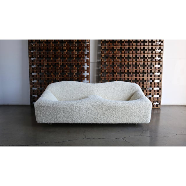 Pierre Paulin Abcd Settee for Artifort Circa 1970 For Sale - Image 12 of 13