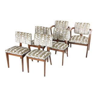 George Nelson #4668 Dining Chairs for Herman Miller - Set of 6 For Sale