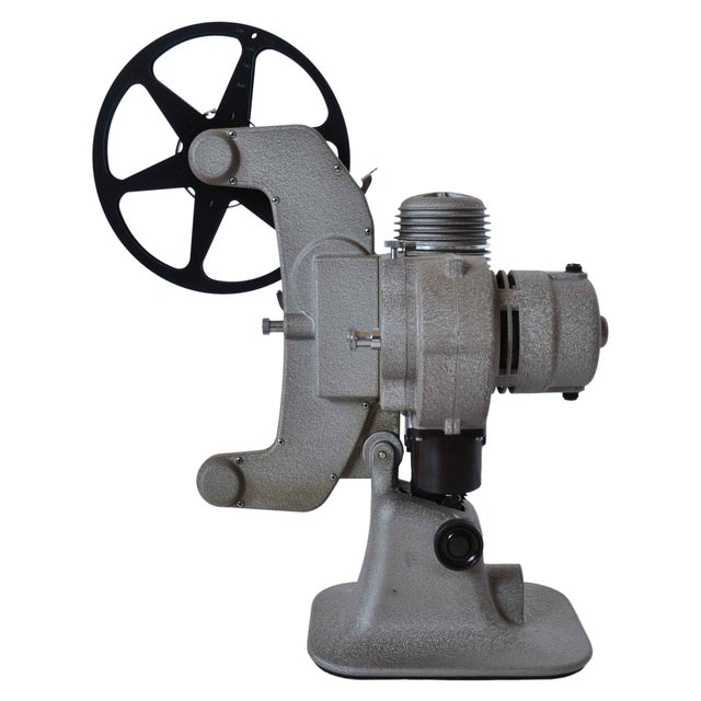 Industrial Bell & Howell Regent 8mm Home Projector For Sale - Image 3 of 8
