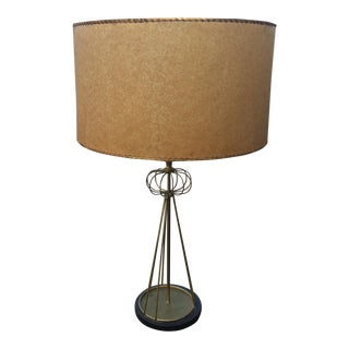 Atomic Mid Century Lamp