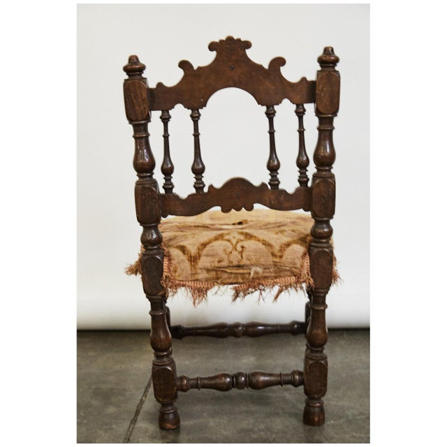 French 18th Century Child's Chair For Sale In Los Angeles - Image 6 of 7