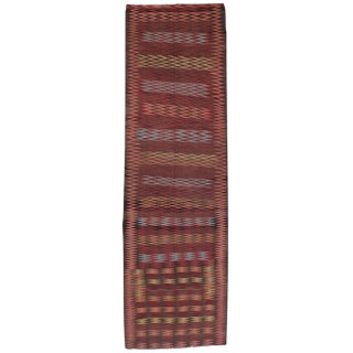 Bidjar Kilim Runner Rug For Sale