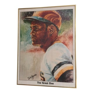 """""""The Great One"""" Dino Guarino Limited Edition Lithograph"""