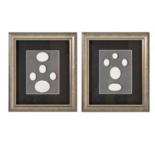 Pair of Framed Intaglios For Sale