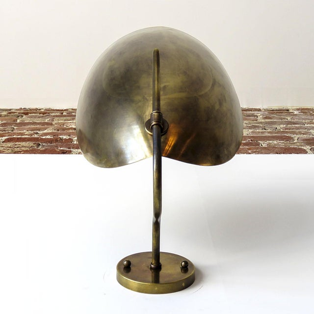 Raw Brass Beetle Wall Lights For Sale In Los Angeles - Image 6 of 11