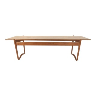 Peter Hvidt Teak Coffee Table