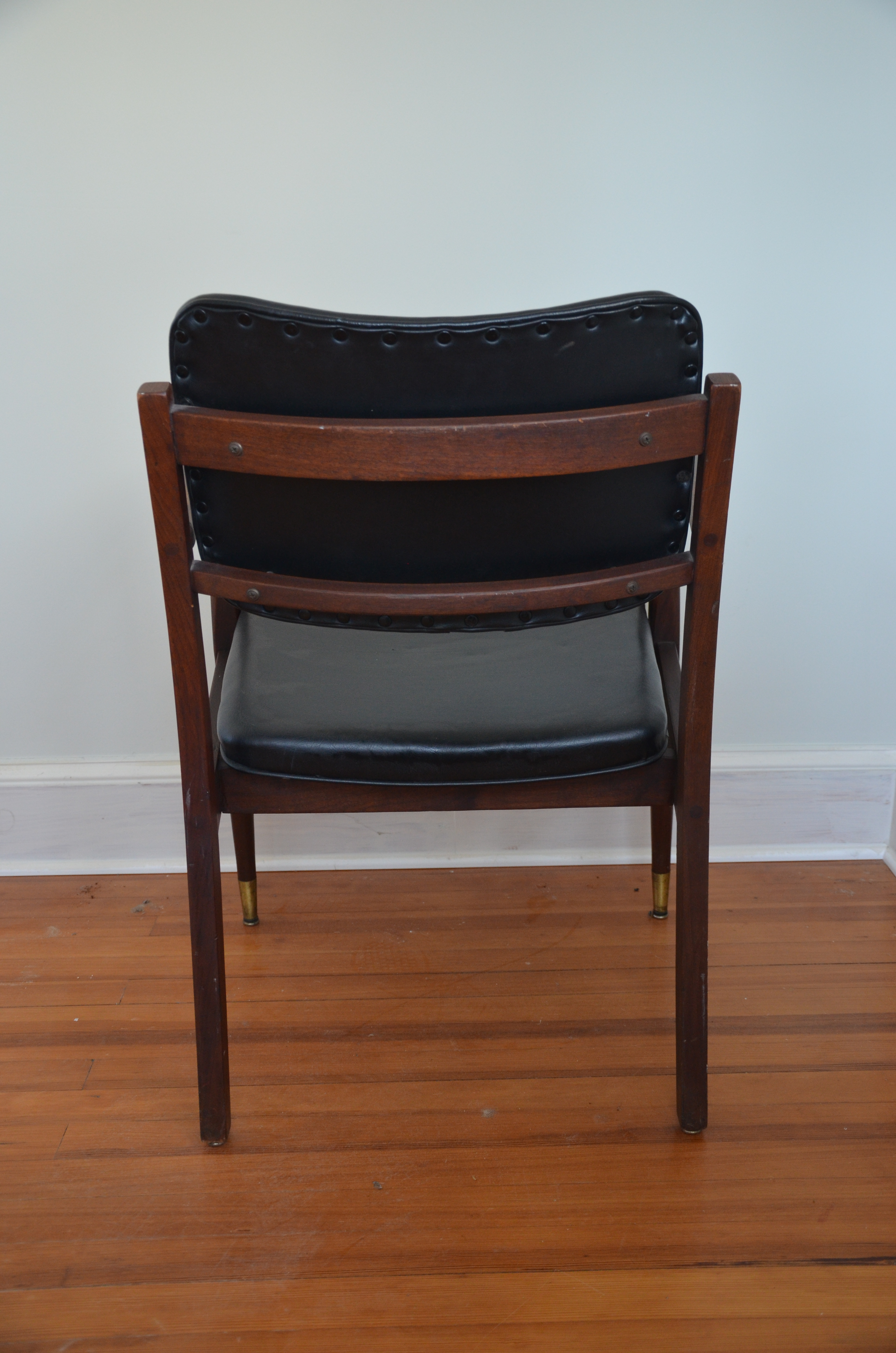 Great Gregson Mid Century Modern Arm Chair   Image 5 Of 8
