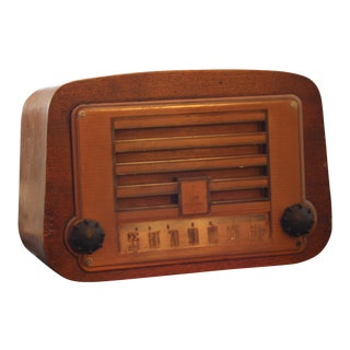 Ray and Charles Eames Emerson Radio Model 587a For Sale