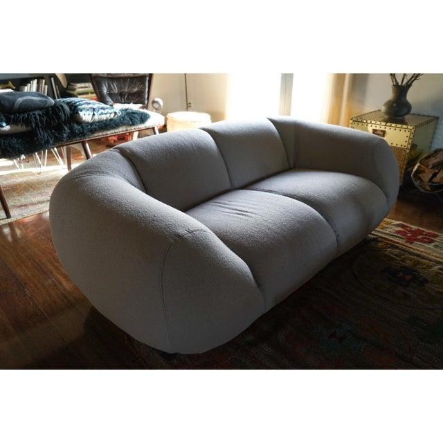 1970's Modern Italian Sofa For Sale - Image 4 of 10
