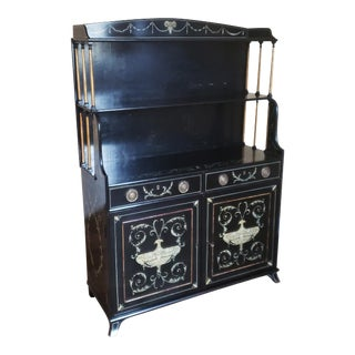 Early 20th Century Regency Revival Cupboard For Sale