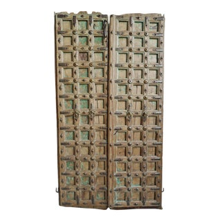 Antique India Delhi Doors For Sale