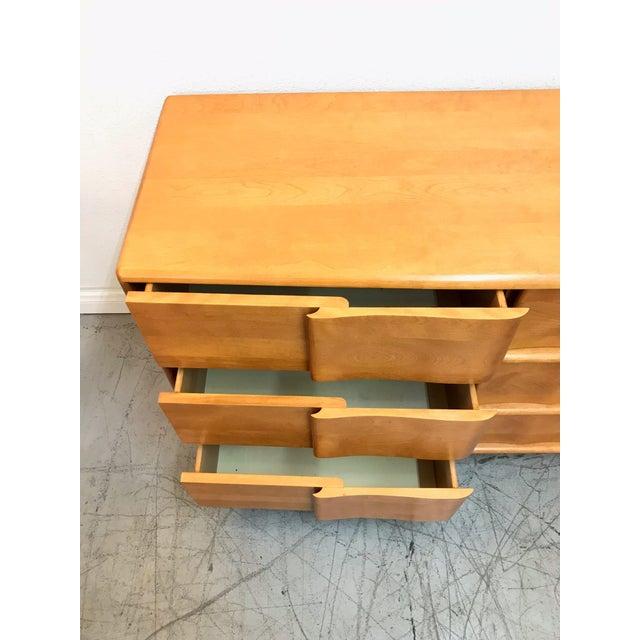 Mid Century Modern Heywood Wakefield Dresser For Sale In Los Angeles - Image 6 of 11