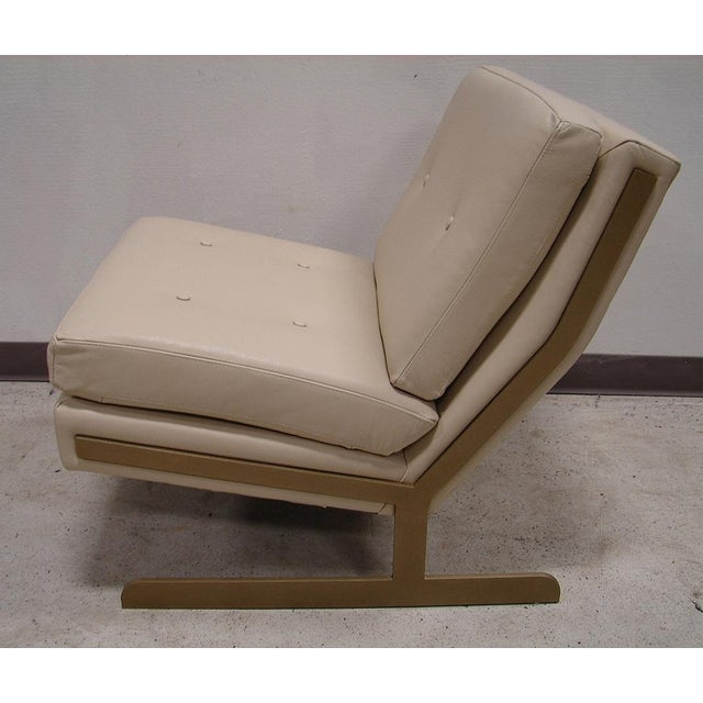 Bernhardt Mid-Century Modern Regency Accent Chair - Image 3 of 5