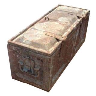 Metal Storage Box