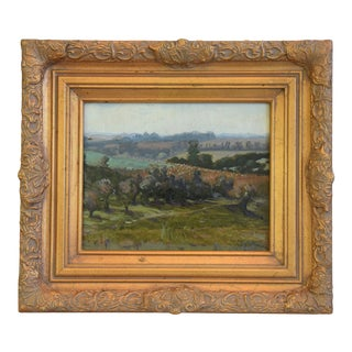 Original E. J. Winkler California Landscape Oil Painting For Sale