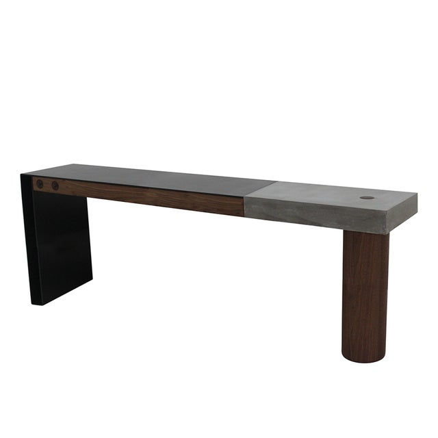 Contemporary Paradigm Console For Sale - Image 3 of 6