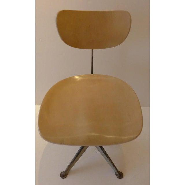 Odelberg Olsen Work Chairs - Image 5 of 11