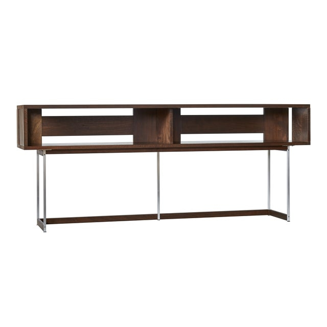 Ultralitebox Credenza / Console in Solid Walnut - Image 1 of 4