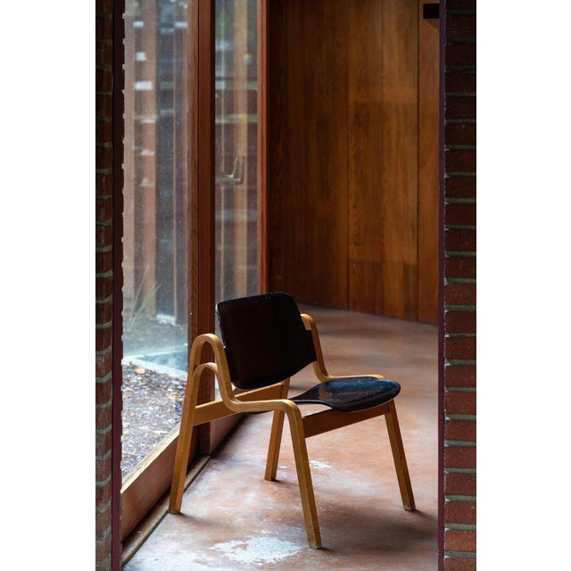 Mid-Century Modern 1950s Vintage Ilmari Tapiovaara 'Wilhelmina' Chair For Sale - Image 3 of 10